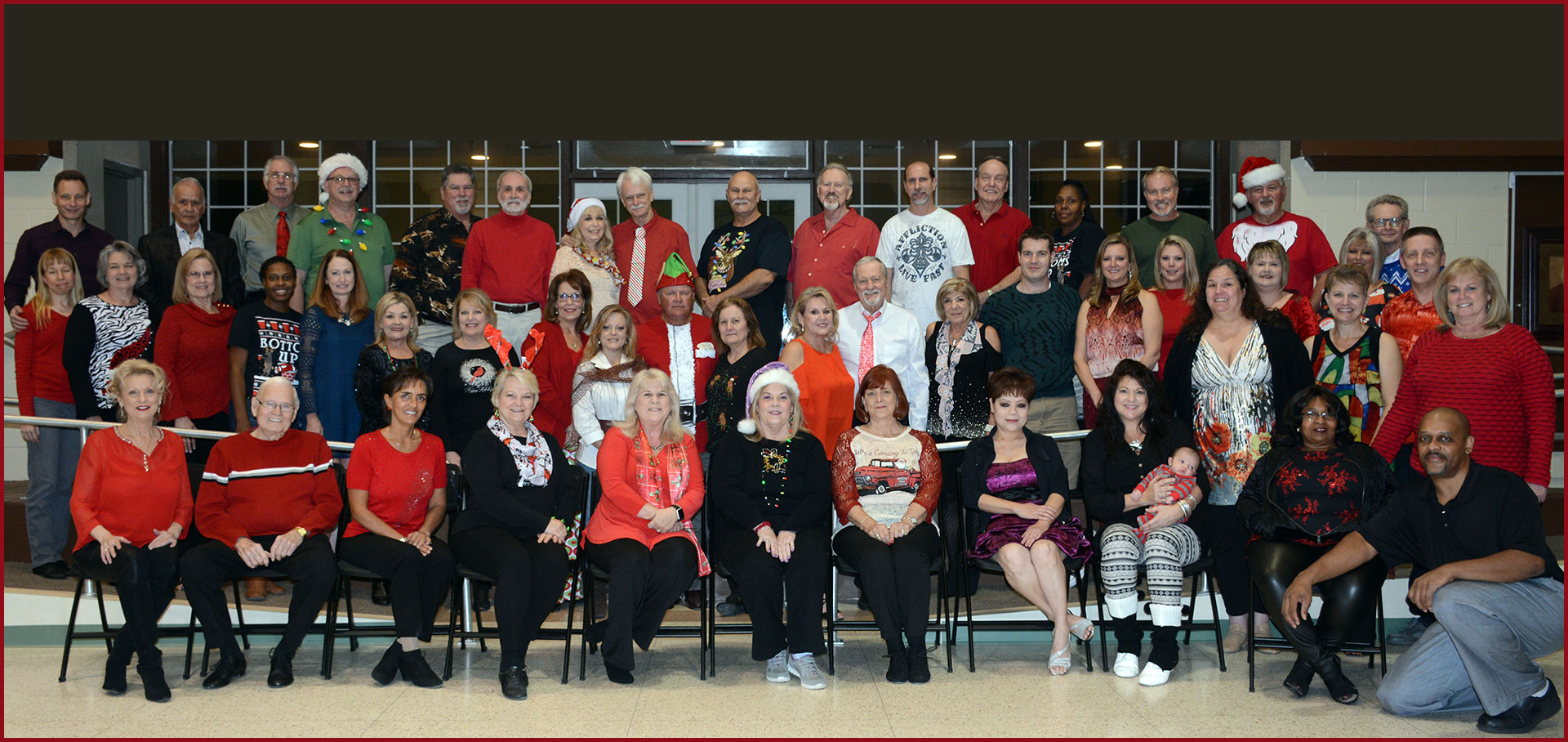 2017 BAWDC Group Christmas